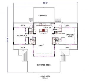 M-1000-HA1-FLOOR-PLAN